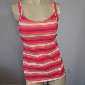 Lululemon - Ujjayi Stripe Tank Top